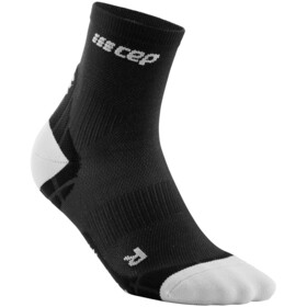 cep Ultralight Short Socks Women black/light grey